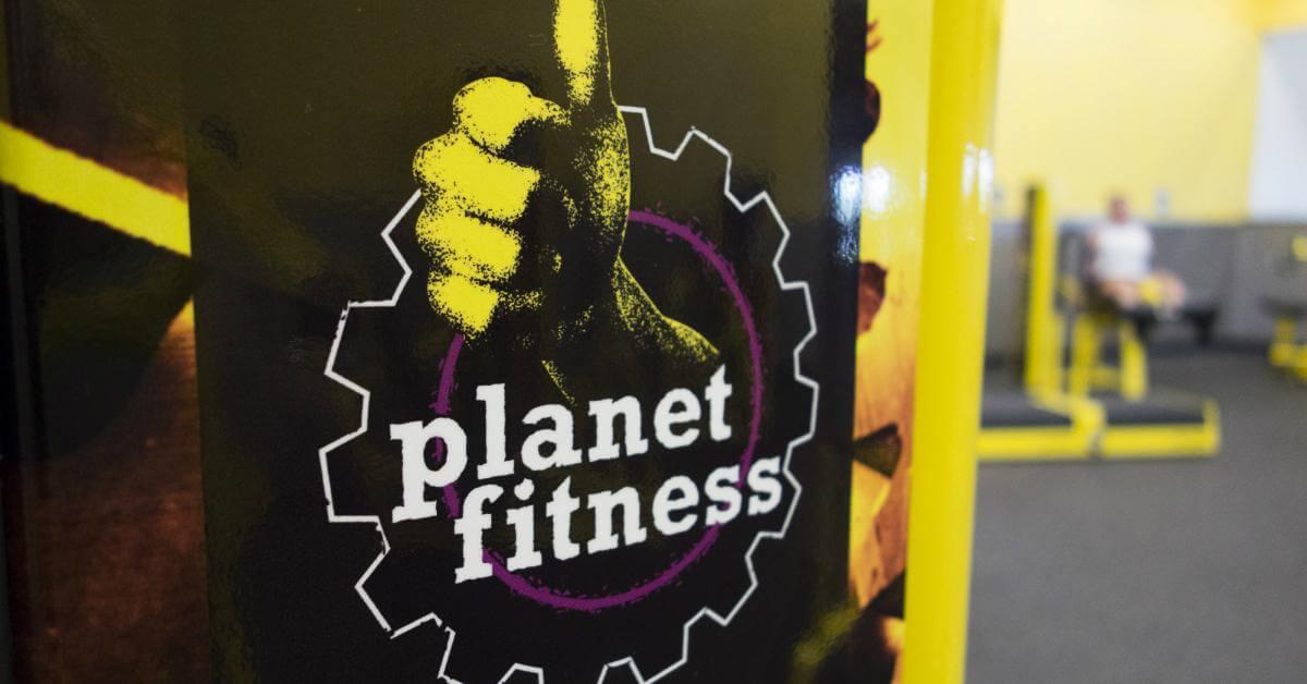 Lunk alarm at Planet Fitness