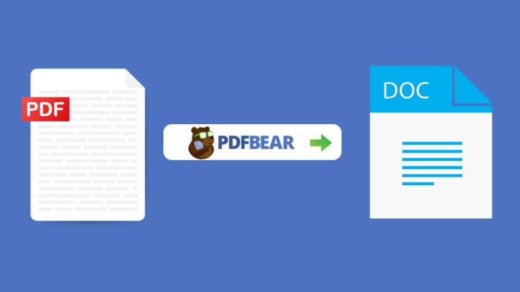 PDF to PDFA: Use PDFBear to Easily Convert Your Files