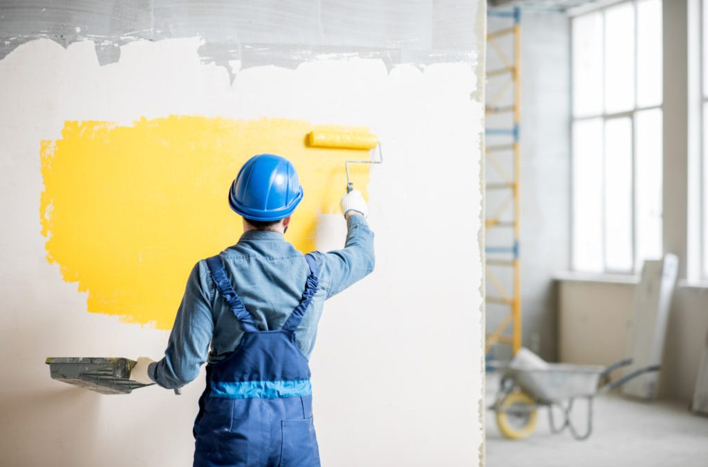Burnaby painting contractors team
