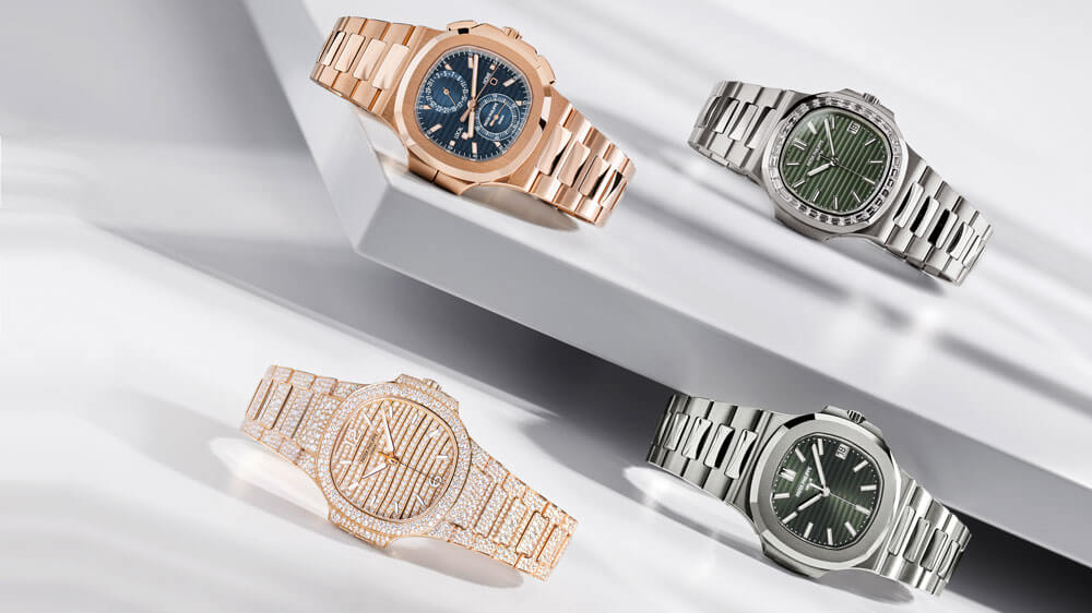 4 Marvelous Patek Philippe Nautilus Watches That You Need