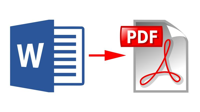 5 Steps to Convert Word Files to PDF Online for Free!