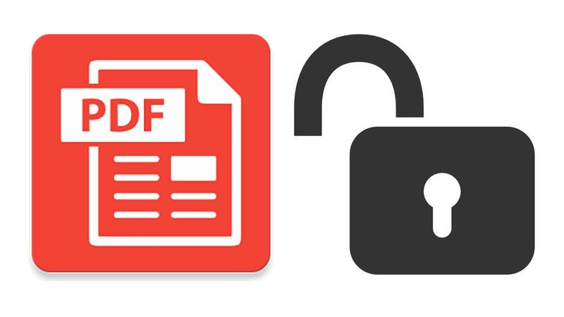 Locked PDFs: Why Do They Have Passwords?