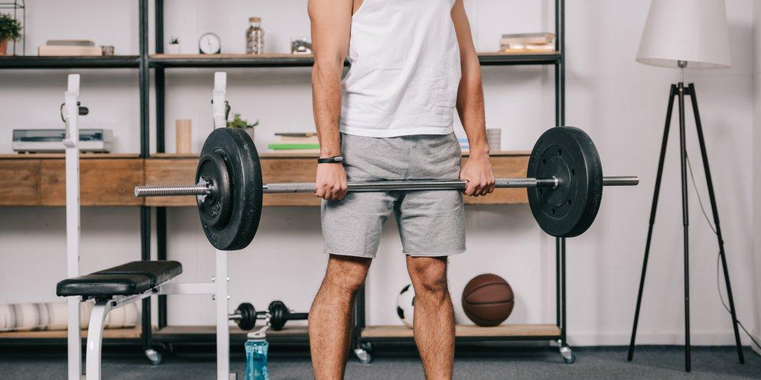 Build A Gym