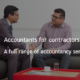 Get Your Business to Reach New Heights With Accountants For Contractors