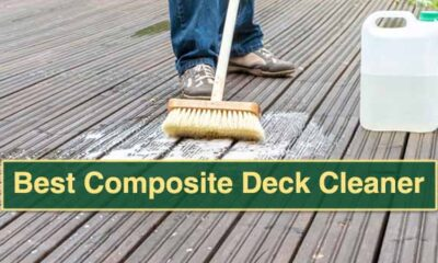3 Important Things You Will Need to Clean a Composite Deck: Composite Decking Solutions
