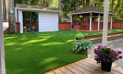 Buy Turf From Professional Landscapers Ensures Attractive Lawns