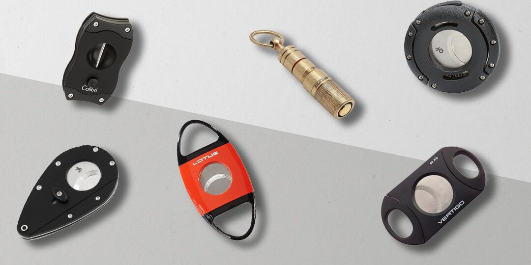 Most Popular Cigar Cutters Types