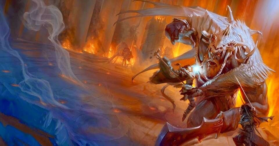 Sacred Flame 5e
