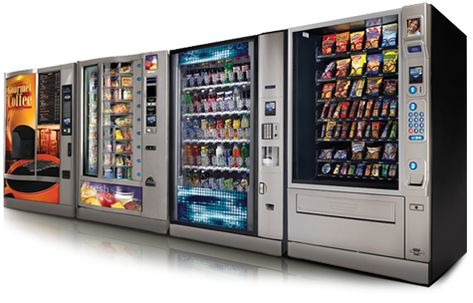 Wall Mounted Vending Machine Manufacturer