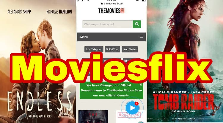 MoviesFlix Pro Latest Links And Movies