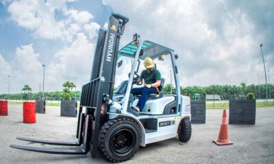 Forklift Certification Training