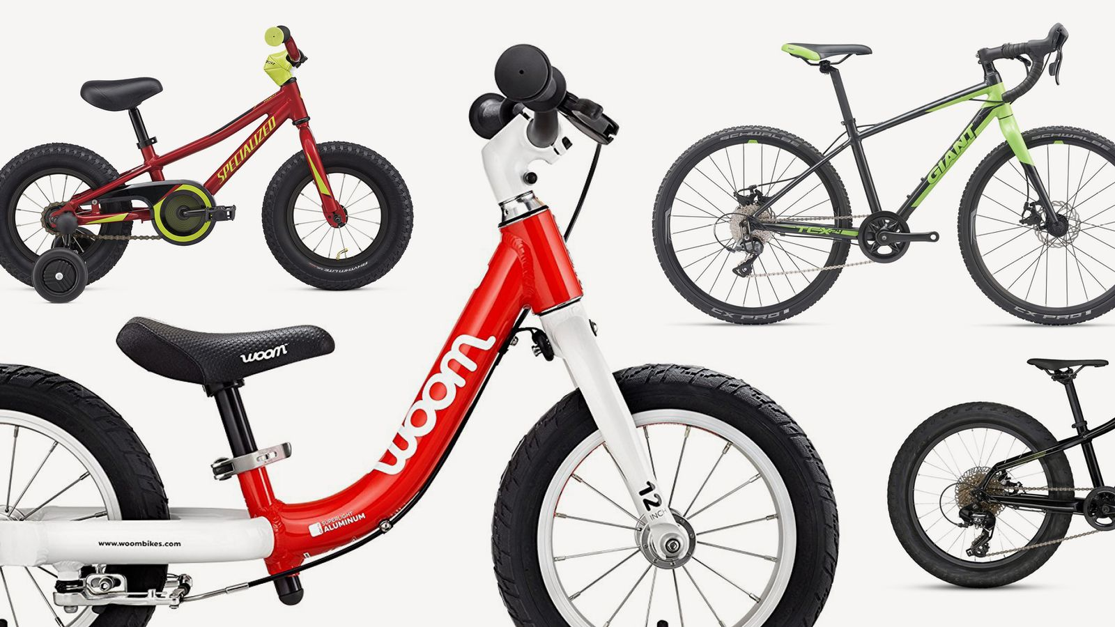 Right Bike for Your Kid