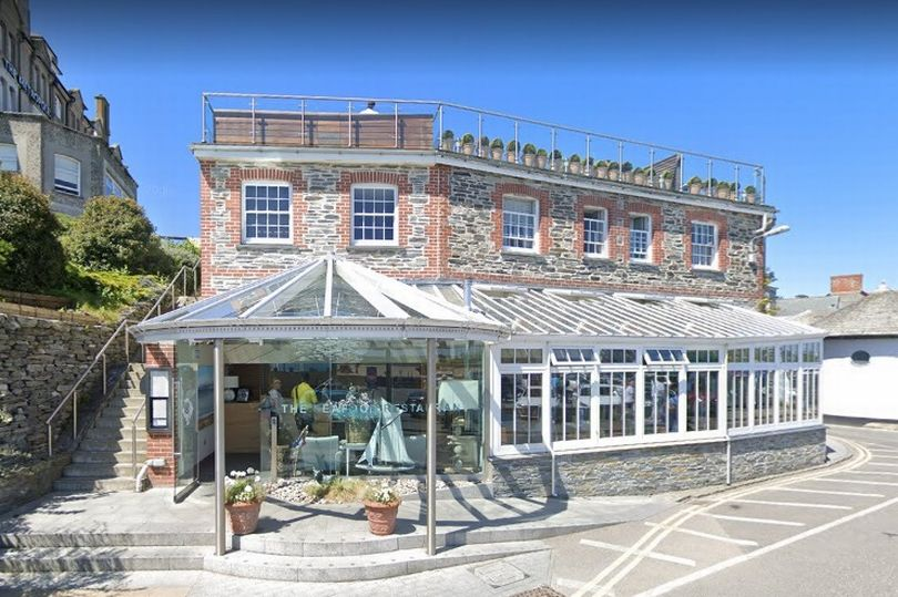 Restaurant in Padstow for Retirees