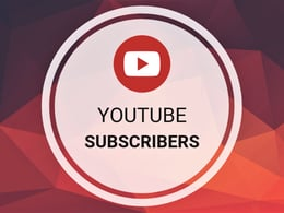 YouTube subscribers for a channel